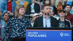 Québec solidaire veut élaborer une plateforme style «Netflix» pour la