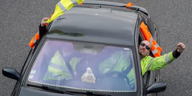Les gilets jaunes entament ce mercredi 21 novembre une cinquième journée de mobilisation (Photo d'illustration).