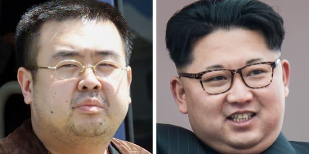 Kim Jong-nam, le demi-frère de Kim Jong-un, a été tué par Pyongyang avec de l'agent VX, accusent les États-Unis.