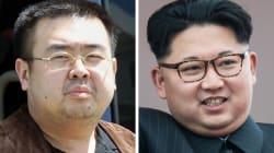 Le demi-frère de Kim Jong-un tué par Pyongyang avec de l'agent VX, accusent les