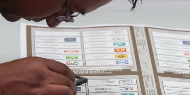 Los muertos no van a votar en estas elecciones... según el INE