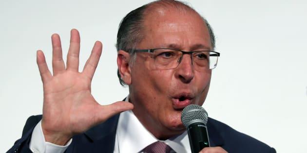 Geraldo Alckmin parece não ter cativado eleitores entre os famosos.