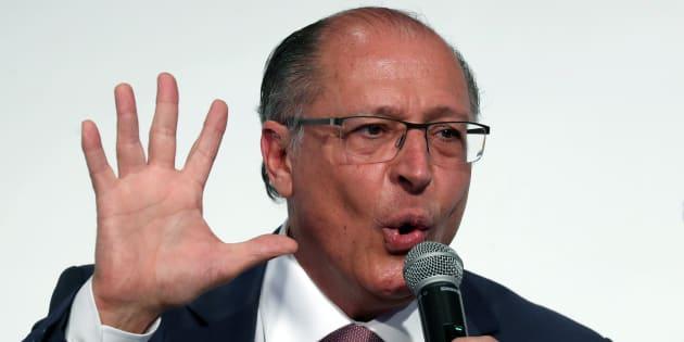 Geraldo Alckmin será um dos presentes no debate da Gazeta.