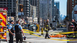 10 Dead, 16 Injured After Van Hits Pedestrians In Toronto