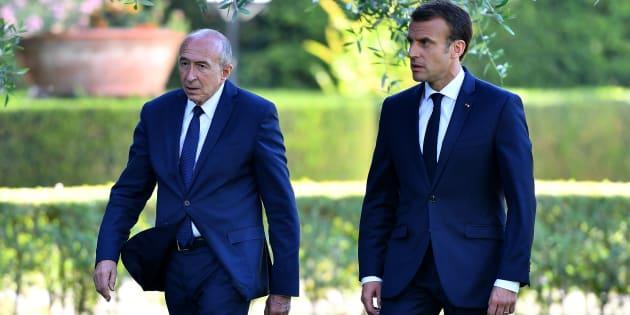 La démission de Gérard Collomb est le signe alarmant d'une présidence malade.