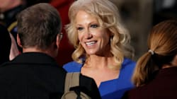 Conway Defends Trump Response To Abuse Allegations Against