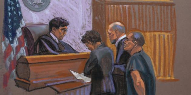 """Braccio destro di El Chapo al processo, """"pagò tangenti"""