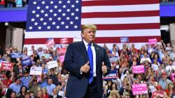 Trump se burla de una presunta víctima de abuso sexual ¡y las mujeres