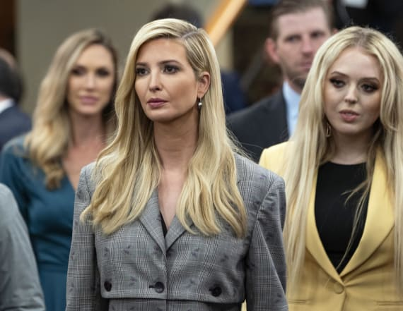 Report: Ivanka used personal email for gov't work