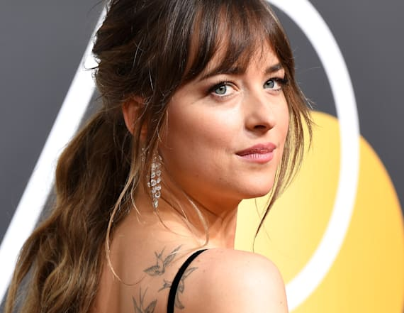Dakota Johnson keeps getting skunked