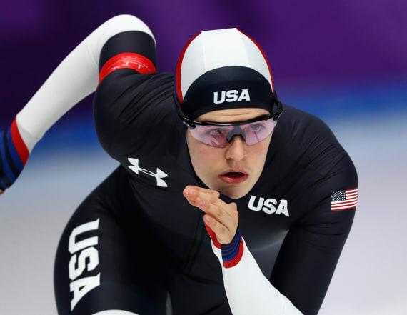 Team USA's speed skating uniforms raise eyebrows