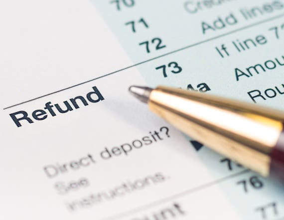 Taxpayers get a major surprise after filing returns
