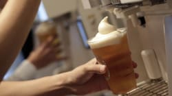 Melbourne Reaches Peak Hipster With Beer Slushie. In
