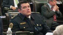 Balean a Ismael Figueroa, líder de los bomberos en