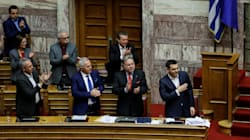Via libera del Parlamento greco alla modifica del nome della Macedonia. Tsipras:
