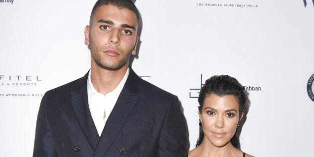 Younes Bendjima et Kourtney Kardashian