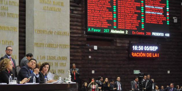 Senadores acusados de trabajar con el PRI rechazan pase automático en Fiscalía