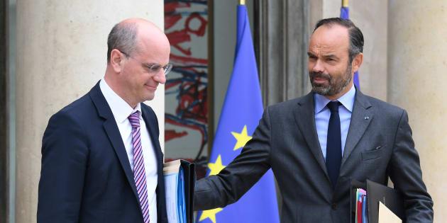 Matignon a demandé aux ministres d'annuler leurs déplacements non indispensables ce lundi. Jean-Michel Blanquer ne se rendra pas dans le Sud.