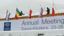 Davos suspendu à l'incertaine venue de