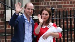 Kate et William présentent leur fils au