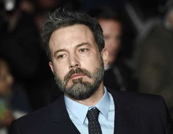 Ben Affleck reignites rehab speculation