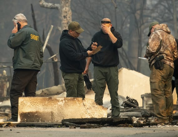 At least 42 killed in Northern California fire