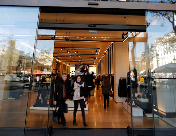 Major fashion retailer is facing a massive threat