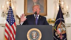 Trump lance des frappes ciblées en Syrie avec la France et le
