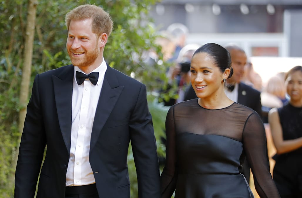 Meghan Markle and Prince Harry allegedly turned down Oscars invitation