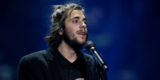 Salvador Sobral, gagnant de l'Eurovision 2017, hospitalisé à Lisbonne