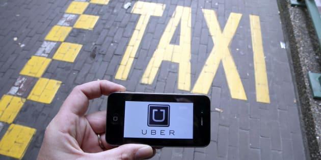 Belgique : Uber dorénavant illégal à Bruxelles
