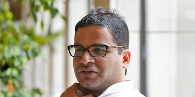 Prashant Kishor Appointed JD(U) Vice President