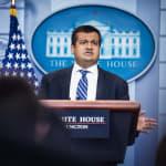 Donald Trump Just Totally Threw His Indian-Origin Deputy Press Secretary Under The