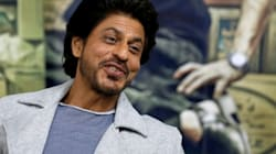 This Is How Shah Rukh Khan Surprised The Female Staff Of His Company On Valentine's