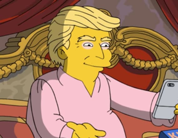 'The Simpsons' slams Donald Trump