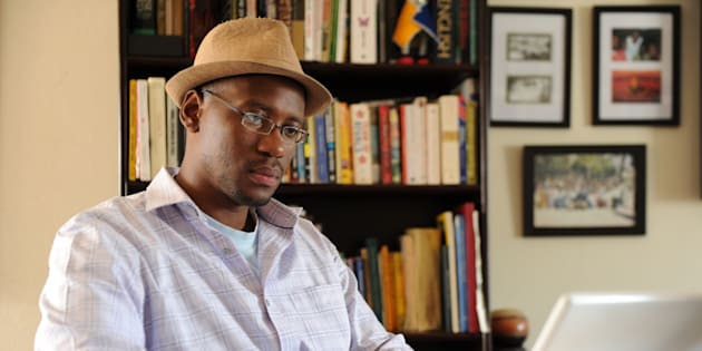 JOHANNESBURG, SOUTH AFRICA � JANUARY 11:  Shaka Sisulu during an interview with City Press on January 11, 2012 in Johannesburg, South Africa.  (Photo by Gallo Images /  City Press / Muntu Vilakazi)