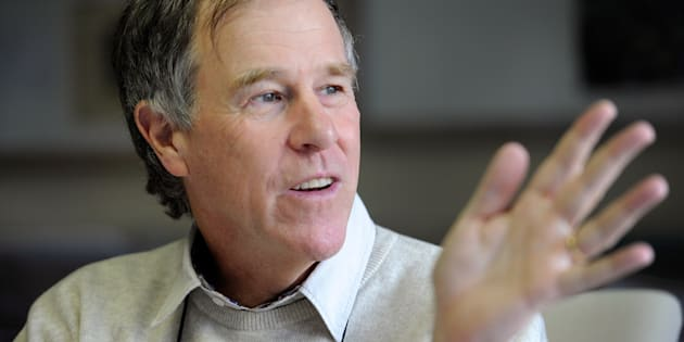 South African professor of sports science and Banting diet guru Tim Noakes.