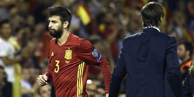 Coupe du Monde 2018: pourquoi la FIFA menace d'exclure l'Espagne de la compétition