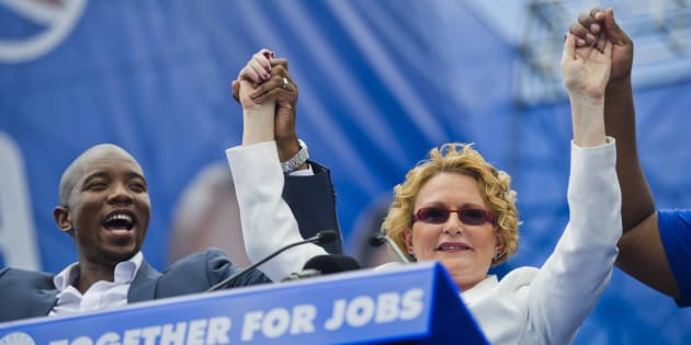 Sanco says Zille suspension a 'sham'