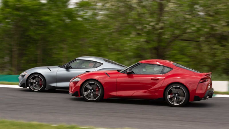 The 2020 Toyota Supra is at dealerships, on sale now