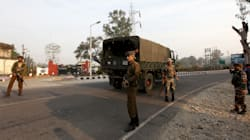 7 Indian Army Soldiers Dead As Terrorists Storm Army Camp In Nagrota And Take