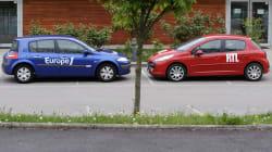 Législatives: RTL et Europe 1 épinglées à cause du temps de