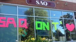 Les employés de la SAQ votent pour six jours de