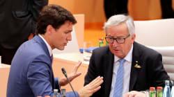 Libre-échange Canada-UE: accord appliqué «provisoirement» le 21