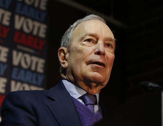 Mike Bloomberg 'will sell his company if elected'