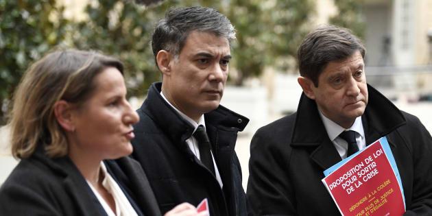 Pour rétablir l'ISF, le PS tente un pari perdu d'avance (photo prise le 10 décembre à l'Élysée.)
