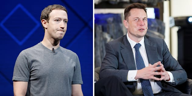 Clash entre Mark Zuckerberg et Elon Musk sur l'intelligence artificielle