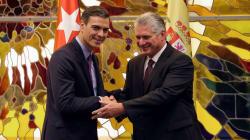 España y Cuba firman un pacto para mantener un diálogo constante sobre derechos