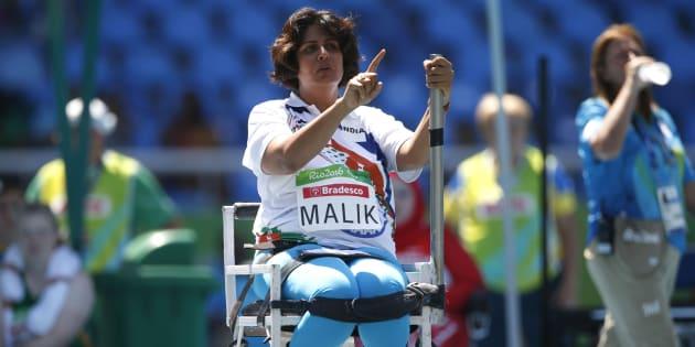 Deepa Malik.