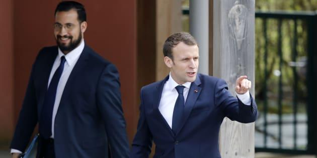 """Affaire Benalla: """"Qu'ils viennent me chercher"""", la phrase de Macron indigne (ou amuse) politiques et internautes"""